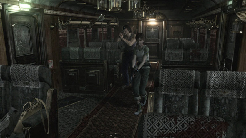 Screenshot 11 - Resident Evil 0