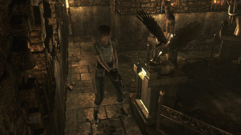 Screenshot 4 - Resident Evil 0