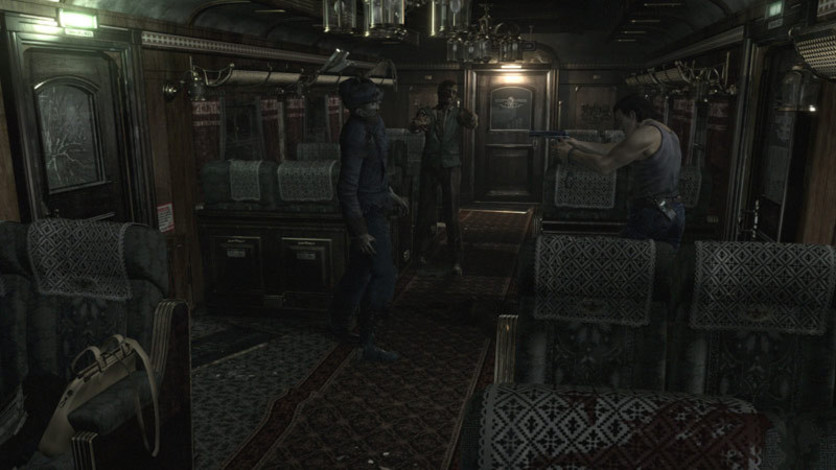 Screenshot 13 - Resident Evil 0 / biohazard 0 HD REMASTER
