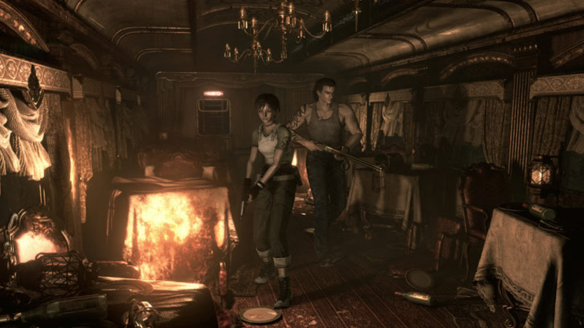 Screenshot 14 - Resident Evil 0 / biohazard 0 HD REMASTER
