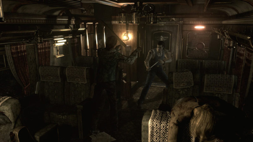 Screenshot 10 - Resident Evil 0