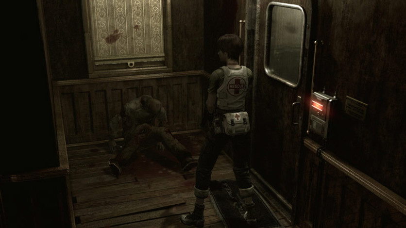 Screenshot 7 - Resident Evil 0