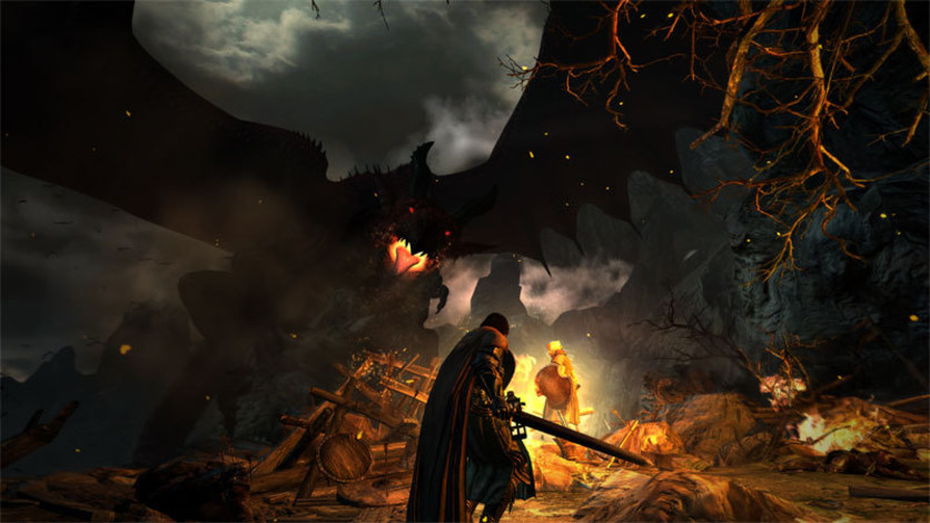 Screenshot 5 - Dragon's Dogma: Dark Arisen