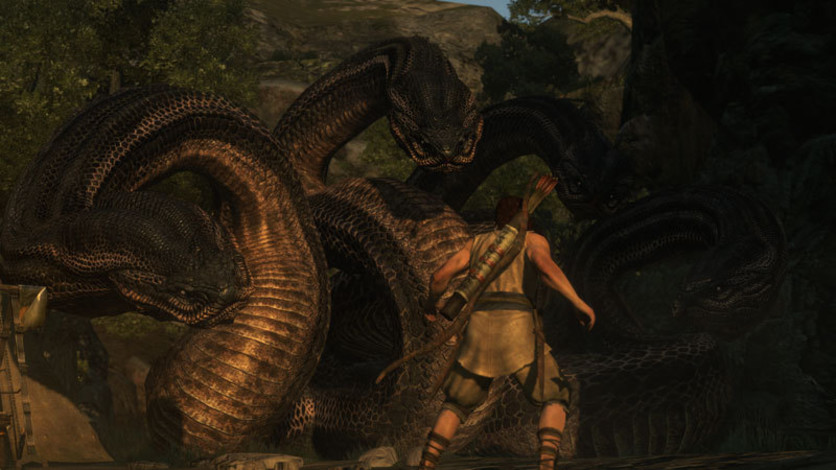 Screenshot 3 - Dragon's Dogma: Dark Arisen
