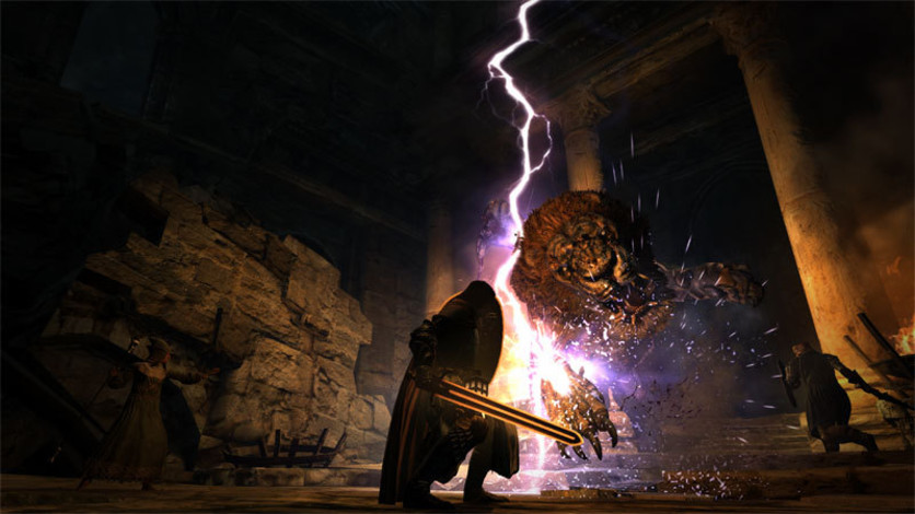 Screenshot 4 - Dragon's Dogma: Dark Arisen