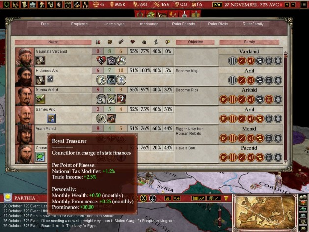 Screenshot 9 - Europa Universalis: Rome - Gold Edition