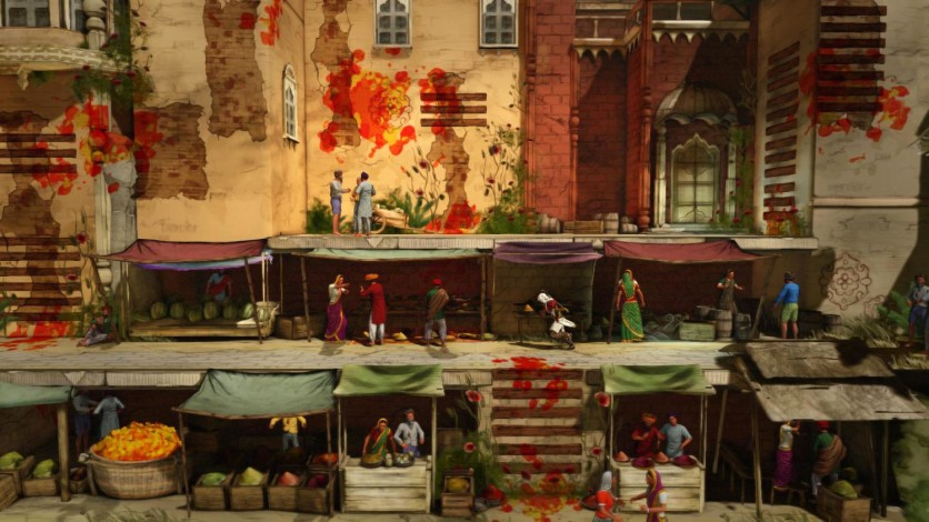 Screenshot 5 - Assassin's Creed Chronicles: India