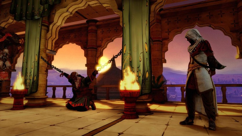 Screenshot 4 - Assassin's Creed Chronicles: India