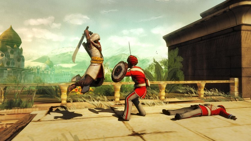 Screenshot 2 - Assassin's Creed Chronicles: India