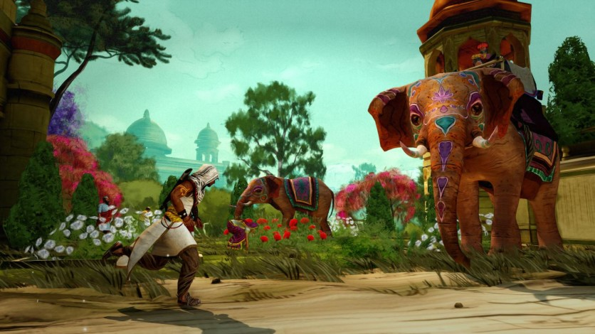 Screenshot 6 - Assassin's Creed Chronicles: India