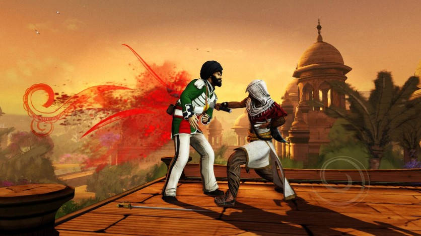 Screenshot 3 - Assassin's Creed Chronicles: India