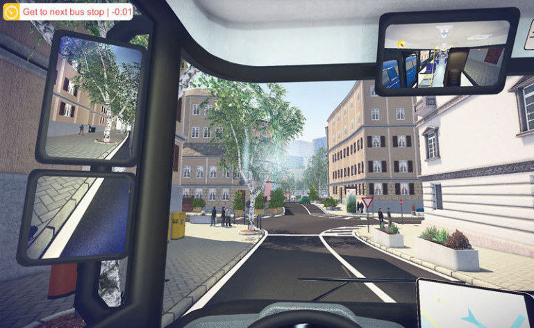 Screenshot 5 - Bus Simulator 16