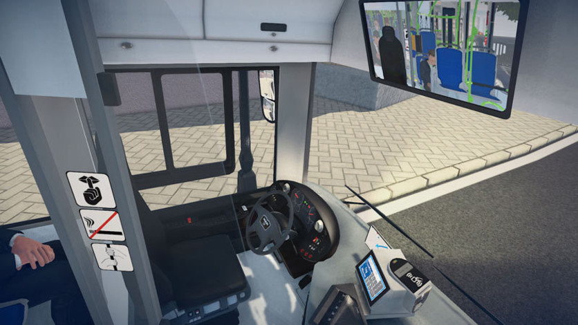 Screenshot 6 - Bus Simulator 16
