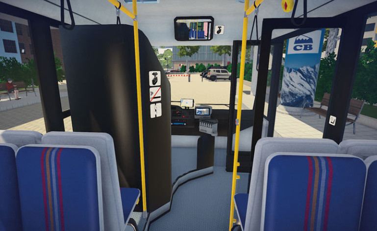 Screenshot 3 - Bus Simulator 16