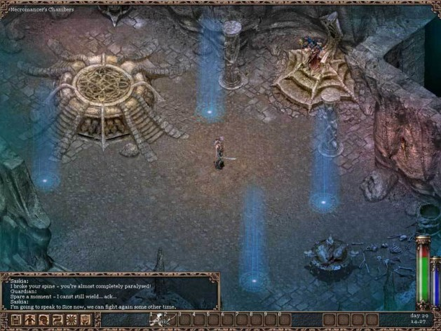 Screenshot 4 - Kult: Heretic Kingdoms
