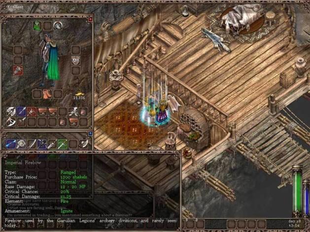 Screenshot 2 - Kult: Heretic Kingdoms