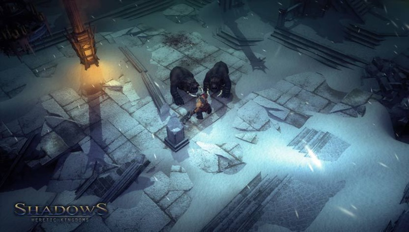 Screenshot 2 - Shadows: Heretic Kingdoms