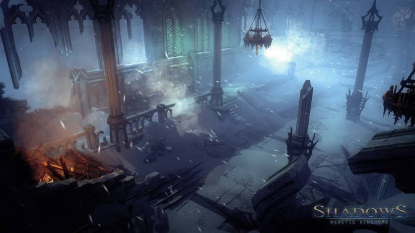 Screenshot 5 - Shadows: Heretic Kingdoms