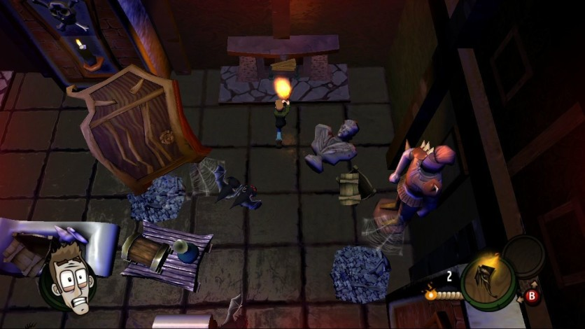 Screenshot 2 - Haunted House