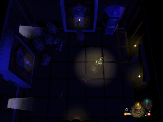 Screenshot 12 - Haunted House