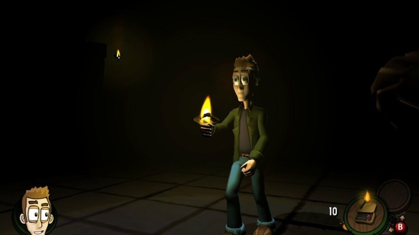 Screenshot 3 - Haunted House