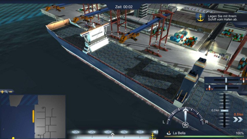Screenshot 3 - TransOcean: The Shipping Company