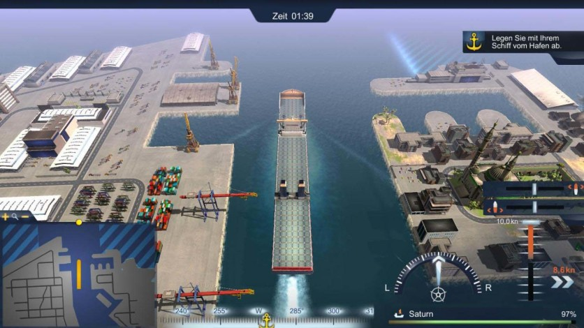 Screenshot 4 - TransOcean: The Shipping Company