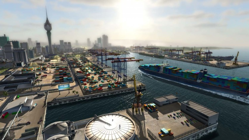 Screenshot 5 - TransOcean: The Shipping Company