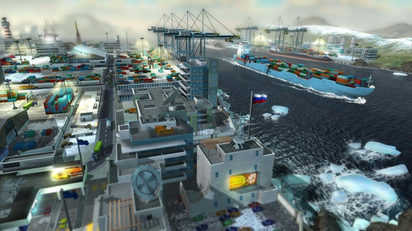 Screenshot 8 - TransOcean: The Shipping Company