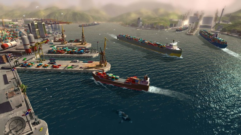 Screenshot 19 - TransOcean: The Shipping Company