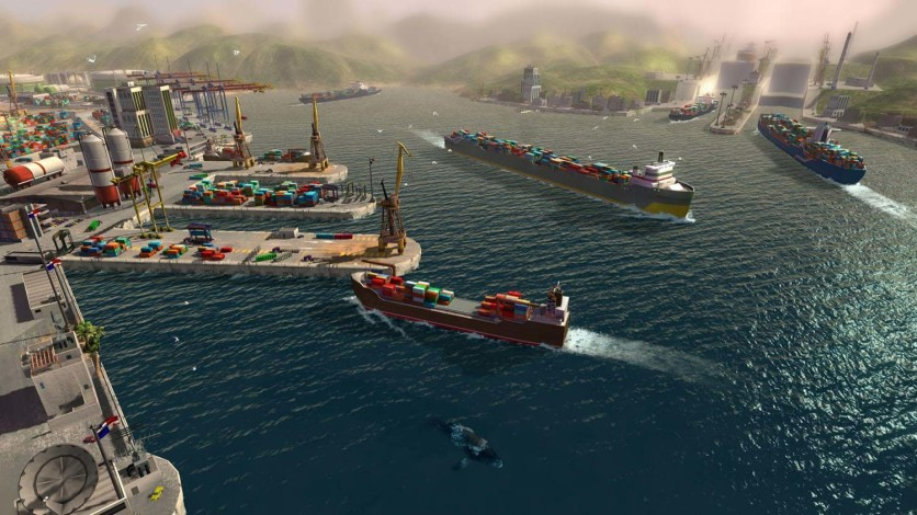 Screenshot 12 - TransOcean: The Shipping Company