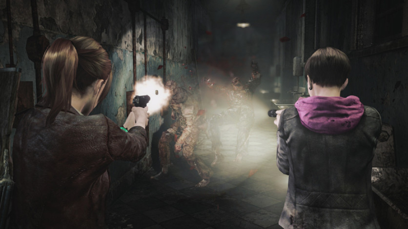 Screenshot 5 - Resident Evil: Revelations 2 Deluxe Edition