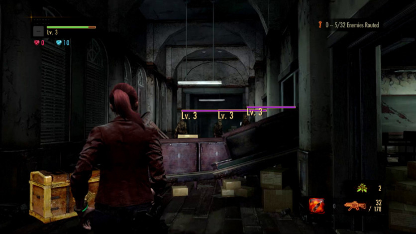Screenshot 3 - Resident Evil: Revelations 2 Deluxe Edition