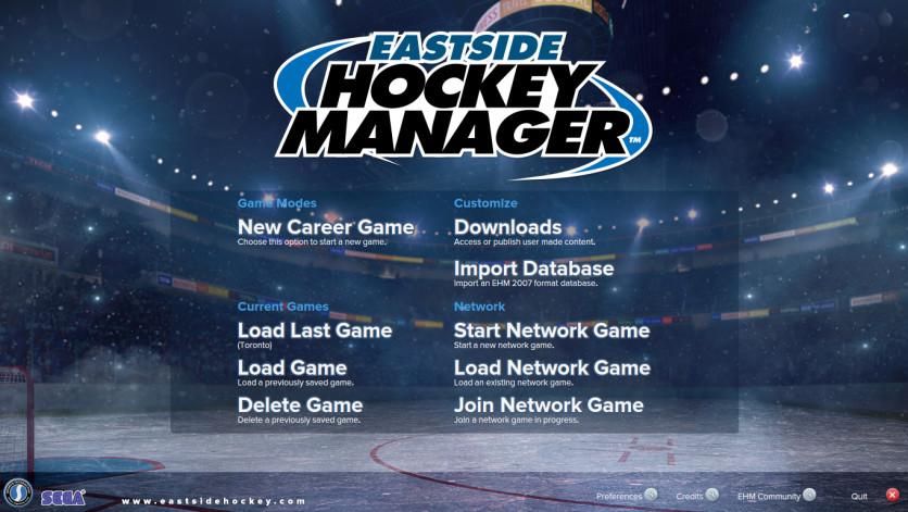 Screenshot 6 - Eastside Hockey Manager
