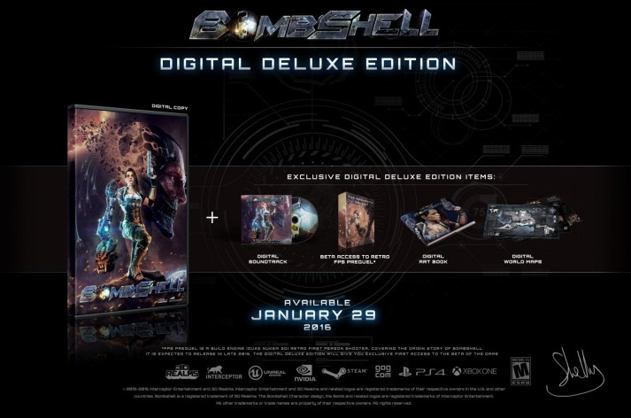 Screenshot 16 - Bombshell Digital Deluxe Edition