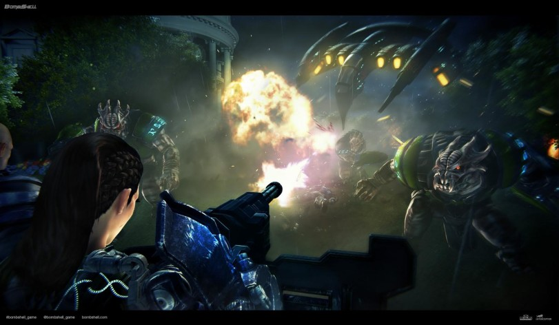 Screenshot 2 - Bombshell Digital Deluxe Edition