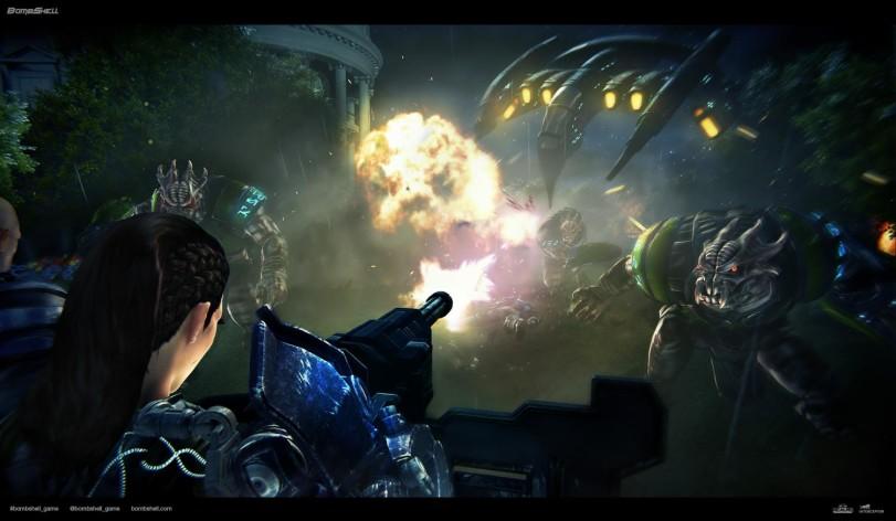 Screenshot 2 - Bombshell Digital Deluxe Edition