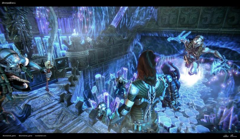 Screenshot 3 - Bombshell Digital Deluxe Edition