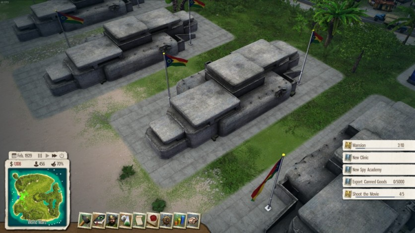 Screenshot 2 - Tropico 5: T-Day