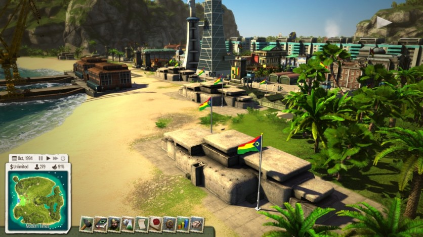 Screenshot 3 - Tropico 5: T-Day