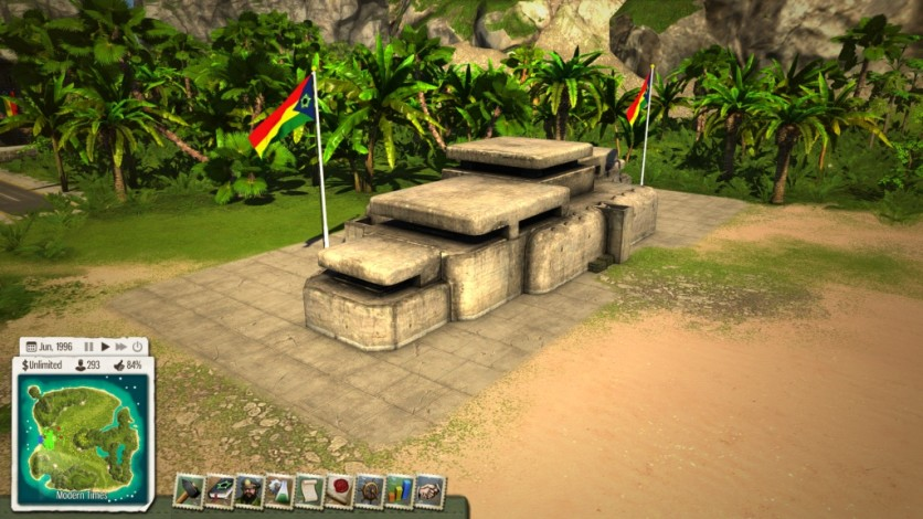 Screenshot 5 - Tropico 5: T-Day