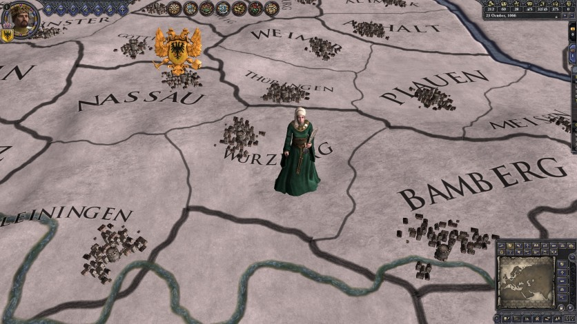 Screenshot 8 - Crusader Kings II: Conclave Content Pack