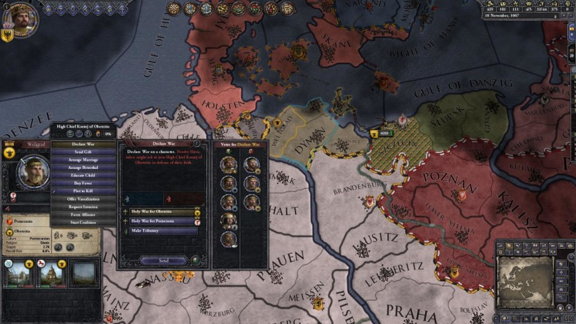 Screenshot 6 - Crusader Kings II: Conclave