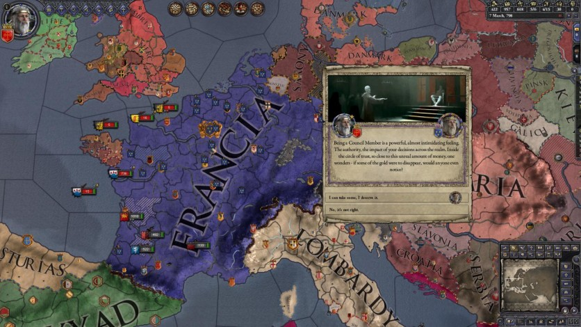 Screenshot 7 - Crusader Kings II: Conclave