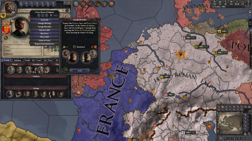 Screenshot 5 - Crusader Kings II: Conclave