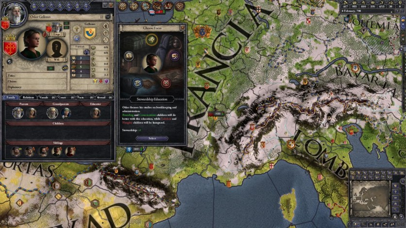 Screenshot 10 - Crusader Kings II: Conclave