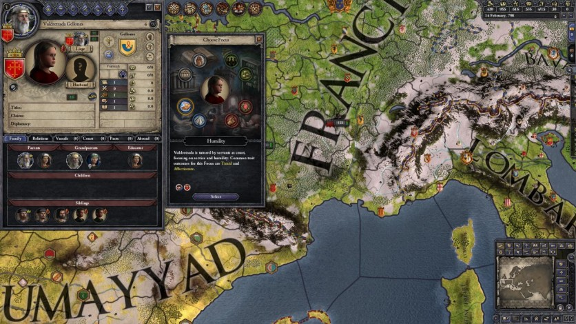 Screenshot 8 - Crusader Kings II: Conclave