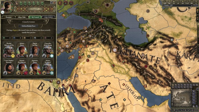 Screenshot 3 - Crusader Kings II: Conclave
