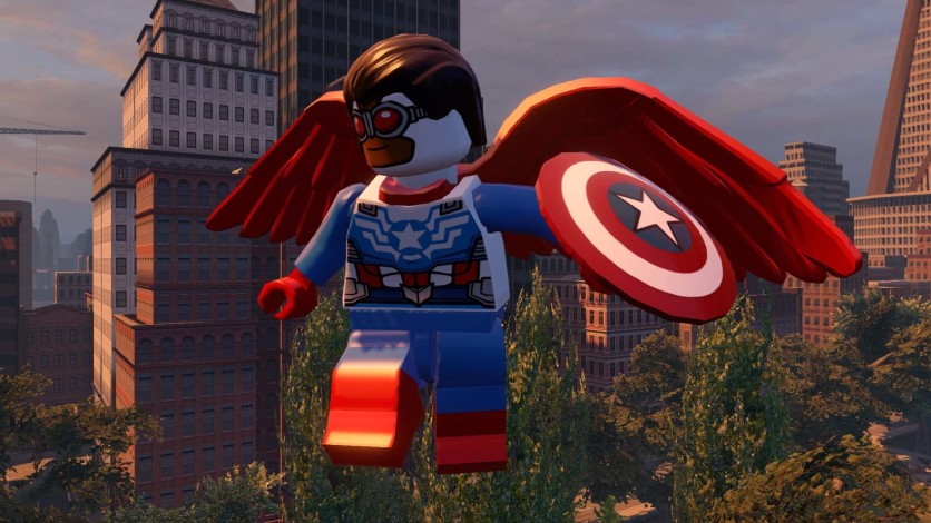 Screenshot 5 - LEGO Marvel's Avengers
