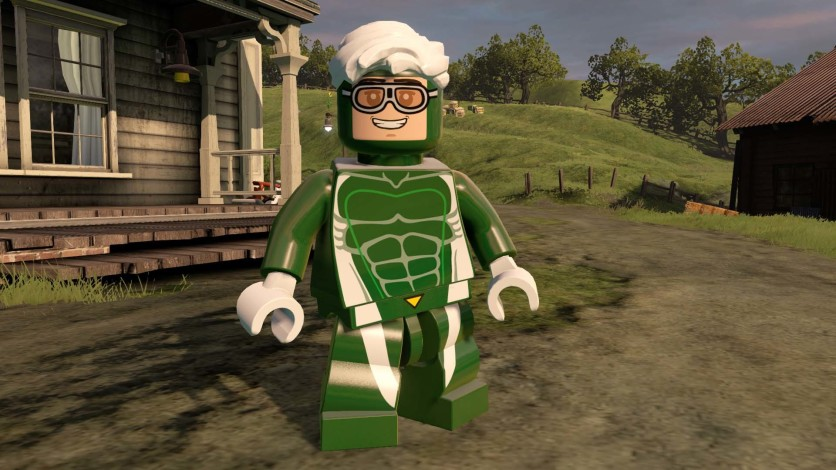 Screenshot 12 - LEGO Marvel's Avengers
